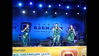 """ARABESQUE original Michaela Rose """"Once In a Blue Moon"""" (live in Rostov)"""