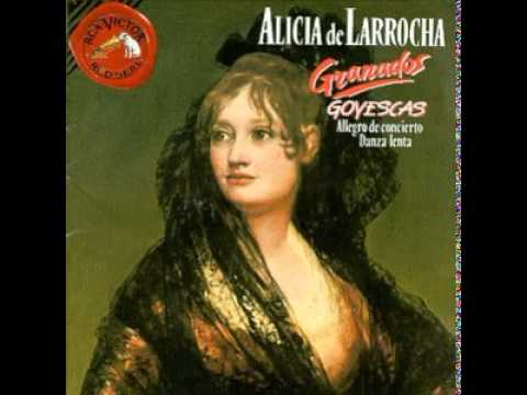 Enrique Granados   Allegro de concierto
