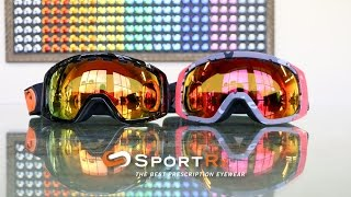 Dragon Rogue Snow Goggle