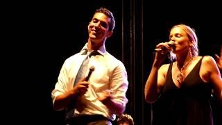 "Pink Martini - Sympathique - "" Je Ne Veux Pas Travailler "" -- Live in Αthens Greece   -- 11.7.2012"