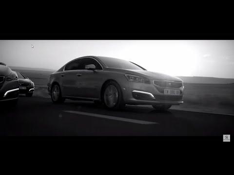 Peugeot  508 Седан класса D - рекламное видео 1