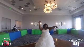 Stephen & Tasha Onwenu Wedding with The Music City Djs