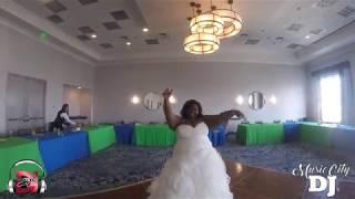 Stephen & Tasha Onwenu Wedding with The Music City Djs