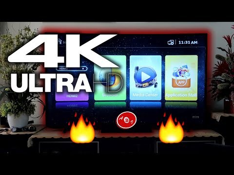 Review – Smart TV Oohami 4K ULTRA HD Curved 65′ Inch (Malaysia)
