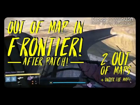 DESTINY Glitches: *NEW* Glitch Out Of Map In FRONTIER - AFTER PATCH! PVP Crucible Ver: 2.5.0.1 Mp3