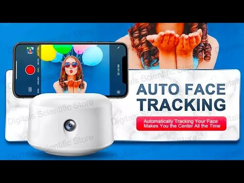 Держатель для телефона с автоматическим отслеживанием Smart Tracking Mobile Holder