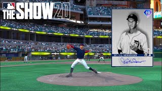 98 Hal Newhouser Pitches A Gem! | MLB The Show Diamond Dynasty