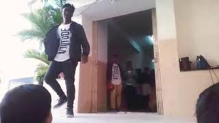 Allu Arjun Die Hard Fan Charan Lucky