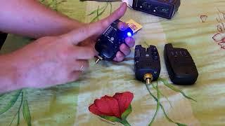 Сигнализатор поклевки hoxwell инструкция