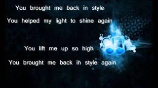 Joss Stone - Back In Style Lyrics