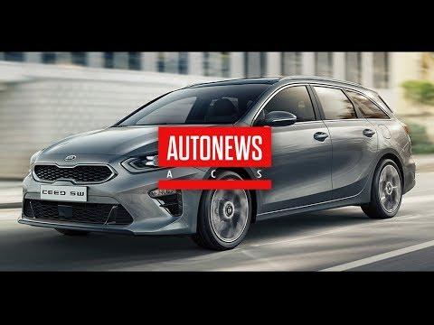 Kia  Ceed Sportswagon Универсал класса C - тест-драйв 3