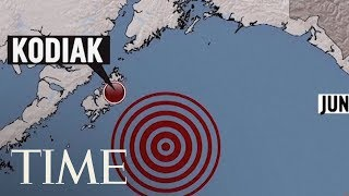 A Powerful Earthquake Off Alaska Sparked A Tsunami Warning For The West Cost, Now Cancelled | TIME