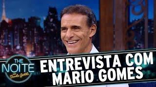 Entrevista Com Mário Gomes | The Noite (06/04/17)