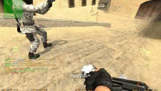 Игра с другом! В Css v84 No Steam