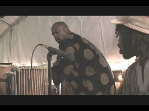 Roots of Africa Feat-Nana Frimpong & Atta Addo @ 1st Casablanca Pan African Diner