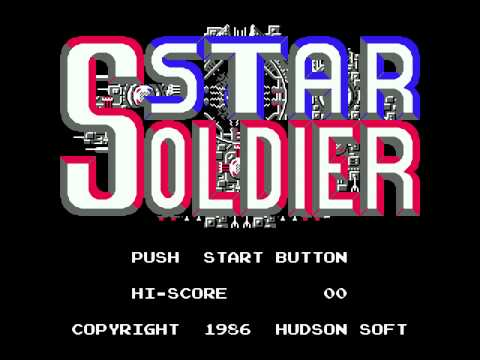 star soldier nes music