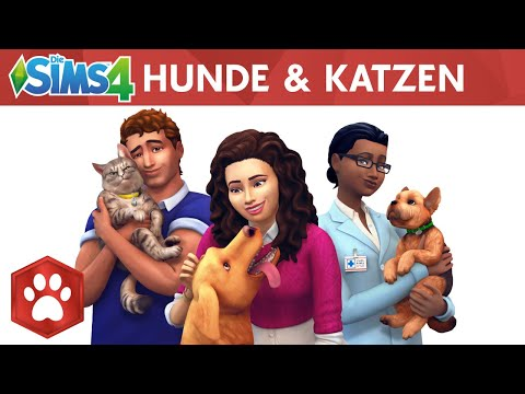 EA Games Les Sims 4 - Add-On Chiens & Chats (PC, ML)
