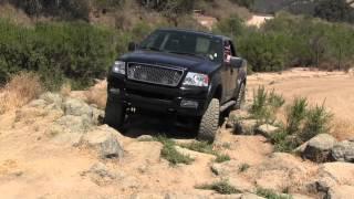 4wheelparts customer appreciation-F150 off roading