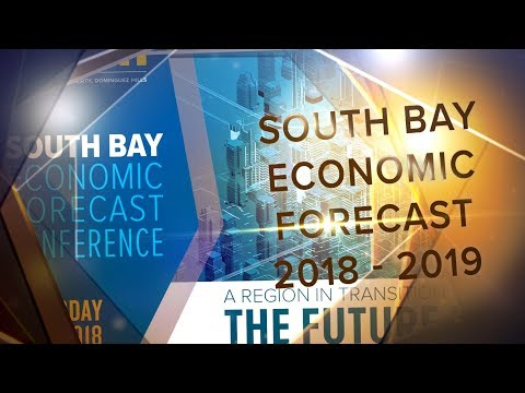 CSUDH - South Bay Economic Forecast Conference - October 25, 2018
