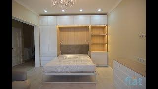 FLAT - Room 3 in 1. Smart furniture.