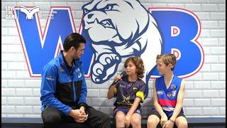 Western Bulldogs Junior Mascot