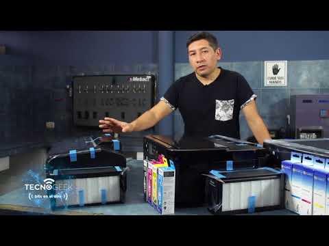 TG 18   BLOQUE 2   Impresoras fotográficas EPSON
