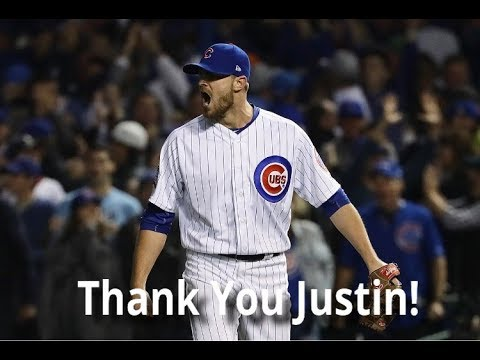 Justin Grimm Cubs Tribute   Thanks for Everything Justin!