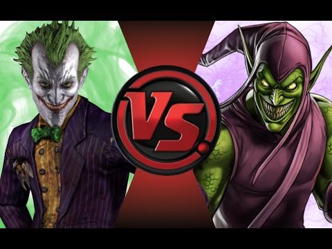 JOKER vs GREEN GOBLIN! Cartoon Fight Club Episode 67