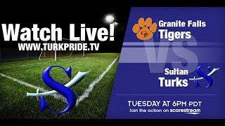Lady Turk's Soccer!  Sultan vs. Granite