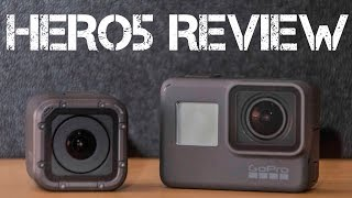 GoPro HERO5 Review | Black and Session