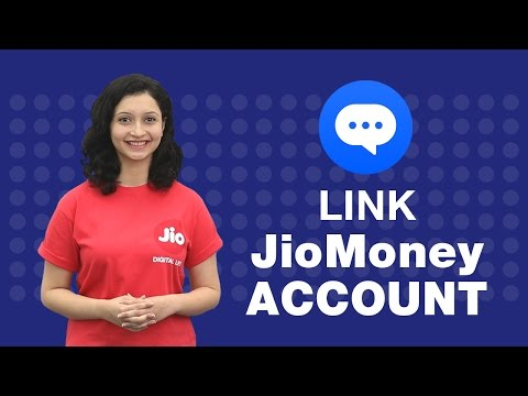 How to link Jio Money to JioChat account?