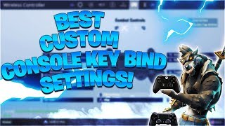 the best custom controller bindings on ps4 and xbox