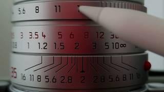 Leica M (M10, M10-P) Rangefinder tutorial: Range Focussing, Hyperfocal Distance, Depth of Field, etc