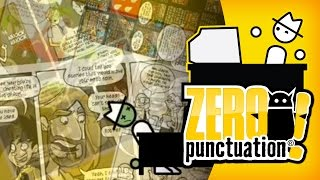 WEBCOMICS (Zero Punctuation)