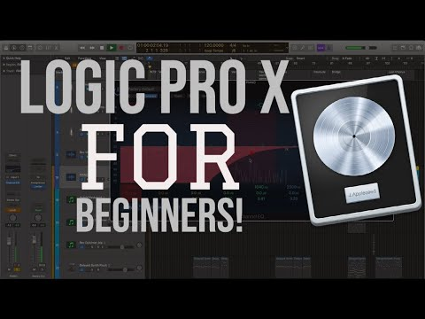 ULTIMATE Beginner's Guide to LOGIC PRO X