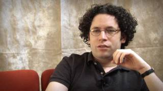 Gustavo Dudamel on Mahler 7