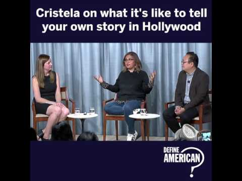 Cristela Alonzo on what it's like to tell your own story in Hollywood