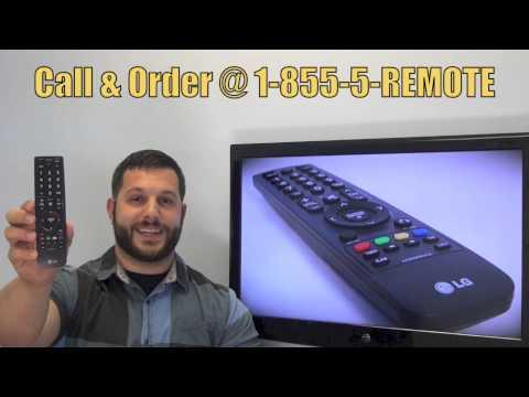 LG AKB69680428 Remote Control