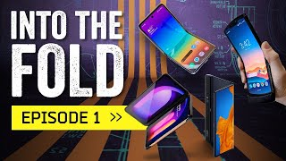How Many Ways Can You Fold A Phone? [Into The Fold Episode 1]