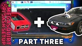 PI Dash Setup: Part 3 Setup TunerStudio and Autostart