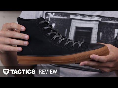 Converse CONS Chuck Taylor All Star Pro High Shield Skate Shoes  Review – Tactics.com