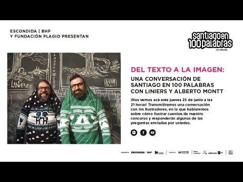 Conversación con Liniers y Alberto Montt