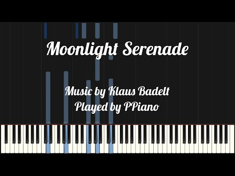 Pirates Of The Caribbean - Moonlight Serenade (Piano Cover)