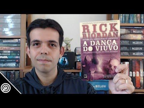 Resenha - A DANÇA DO VIÚVO - Leitura #164