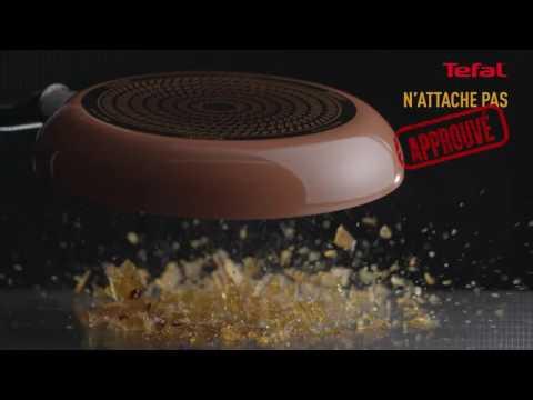 Tefal Talent Pro (28cm, Poêle à frire, Fonte d'aluminium)