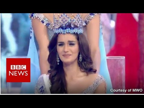 india's campaigning miss world bbc news