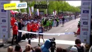 preview picture of video 'Best of Start & Ziel 2014 - 38. Stadtwerke Leipzig Marathon'