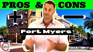 Pros and Cons of Living in Fort Myers Florida