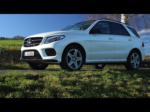 2016 Mercedes-Benz GLE-Class / GLE 400 ' Test Drive & Review - TheGetawayer