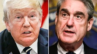 Trump's Attacks On Mueller Make The President Look Weak, Scared, And Crazy